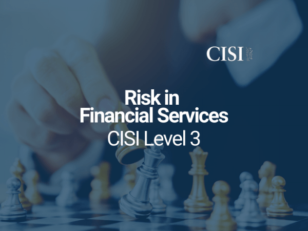 Risk in Financial Services