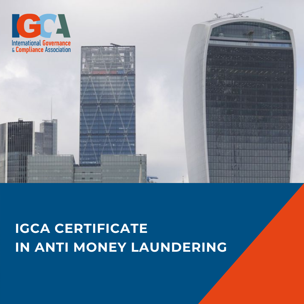 IGCA Certificate in AML