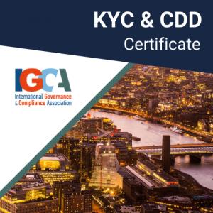 KYC-CDD Course